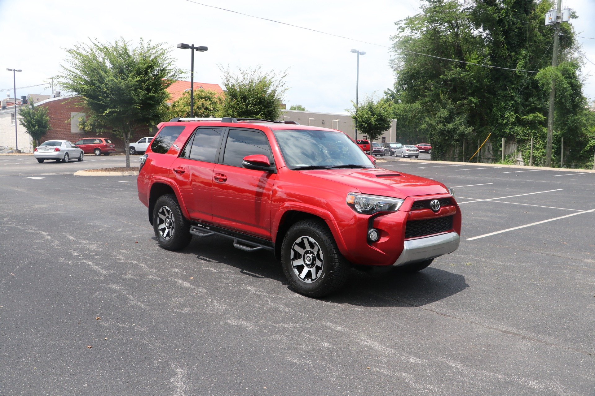 Used 2018 Toyota 4Runner TRD Off-Road Premium 4WD for sale $40,950 at Auto Collection in Murfreesboro TN 37130 1