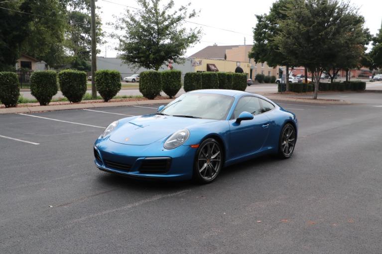Used 2017 Porsche 911 Carrera COUPE RWD W/NAV for sale Sold at Auto Collection in Murfreesboro TN 37130 2