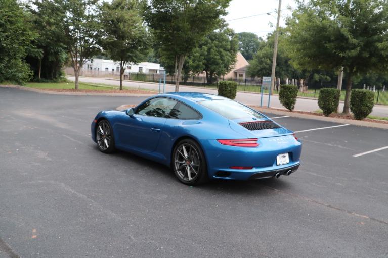 Used 2017 Porsche 911 Carrera COUPE RWD W/NAV for sale Sold at Auto Collection in Murfreesboro TN 37130 4