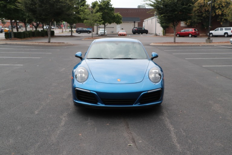 Used 2017 Porsche 911 Carrera COUPE RWD W/NAV for sale Sold at Auto Collection in Murfreesboro TN 37130 5