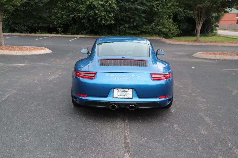 Used 2017 Porsche 911 Carrera COUPE RWD W/NAV for sale Sold at Auto Collection in Murfreesboro TN 37130 6