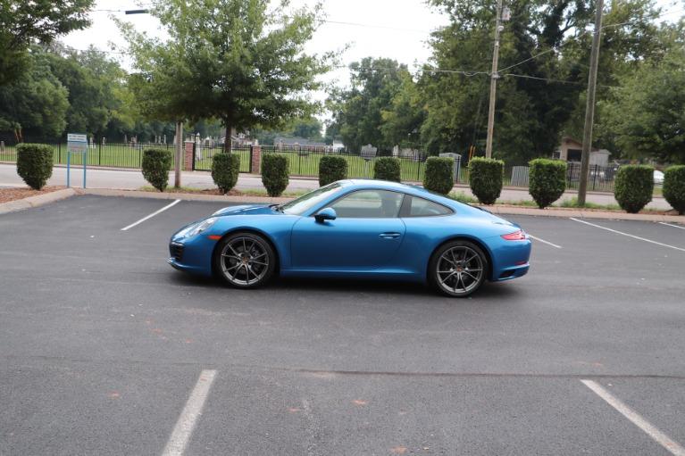 Used 2017 Porsche 911 Carrera COUPE RWD W/NAV for sale Sold at Auto Collection in Murfreesboro TN 37130 7
