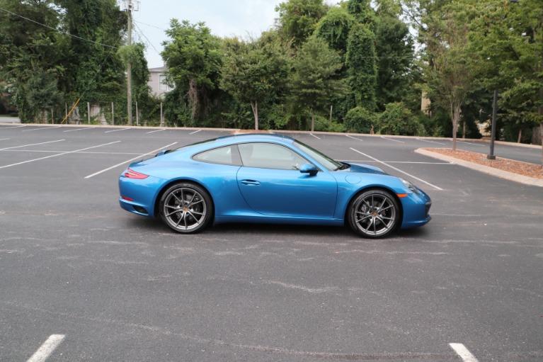 Used 2017 Porsche 911 Carrera COUPE RWD W/NAV for sale Sold at Auto Collection in Murfreesboro TN 37130 8
