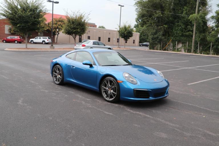 Used 2017 Porsche 911 Carrera COUPE RWD W/NAV for sale Sold at Auto Collection in Murfreesboro TN 37130 1