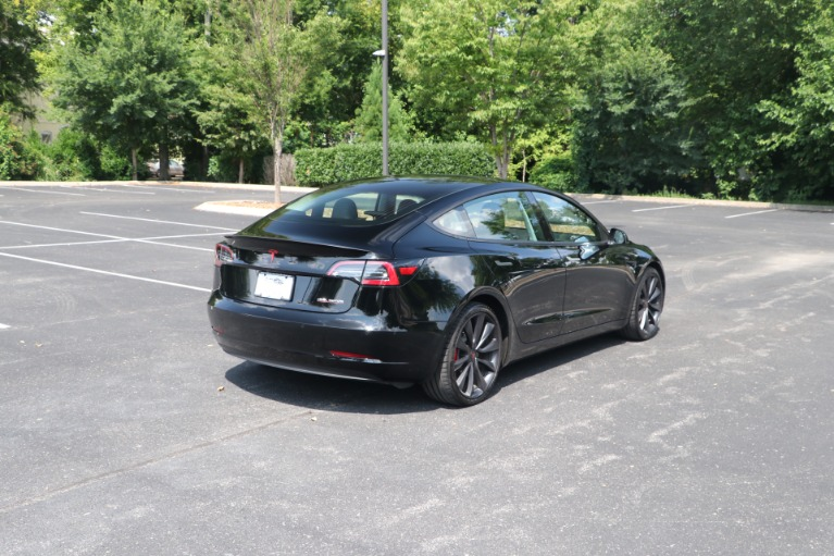 Used 2020 Tesla Model 3 Performance AWD W/FULL SELF DRIVING for sale Sold at Auto Collection in Murfreesboro TN 37130 3