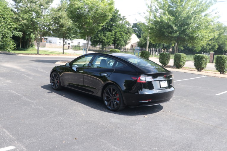 Used 2020 Tesla Model 3 Performance AWD W/FULL SELF DRIVING for sale Sold at Auto Collection in Murfreesboro TN 37130 4