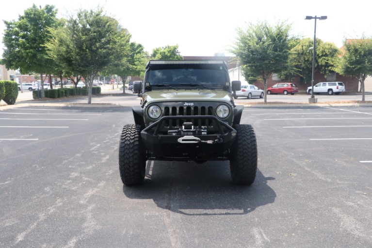 Used 2015 Jeep WRANGLER UNLIMTED RUBICON HARD ROCK 4X4 W/NAV for sale Sold at Auto Collection in Murfreesboro TN 37130 5