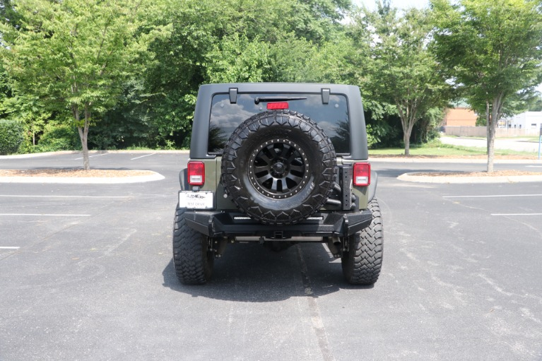 Used 2015 Jeep WRANGLER UNLIMTED RUBICON HARD ROCK 4X4 W/NAV for sale Sold at Auto Collection in Murfreesboro TN 37130 6