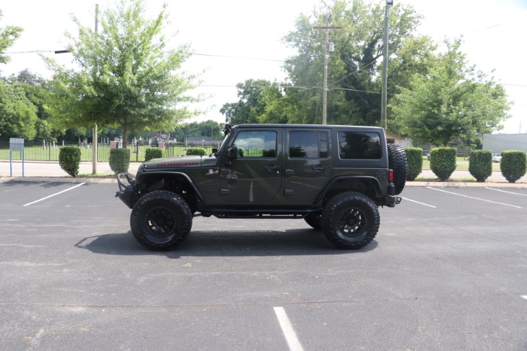 Used 2015 Jeep WRANGLER UNLIMTED RUBICON HARD ROCK 4X4 W/NAV for sale Sold at Auto Collection in Murfreesboro TN 37130 7