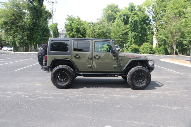 Used 2015 Jeep WRANGLER UNLIMTED RUBICON HARD ROCK 4X4 W/NAV for sale Sold at Auto Collection in Murfreesboro TN 37130 8