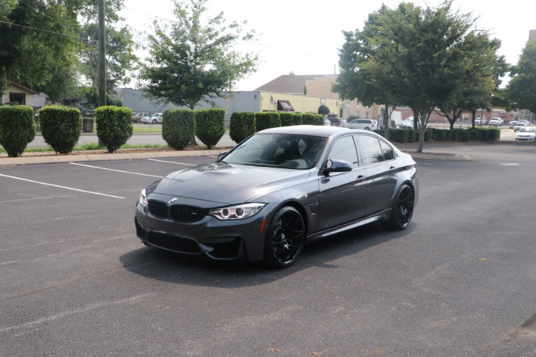 Used 2017 BMW M3 COMPETITION EXECUTIVE W/NAV for sale Sold at Auto Collection in Murfreesboro TN 37130 2