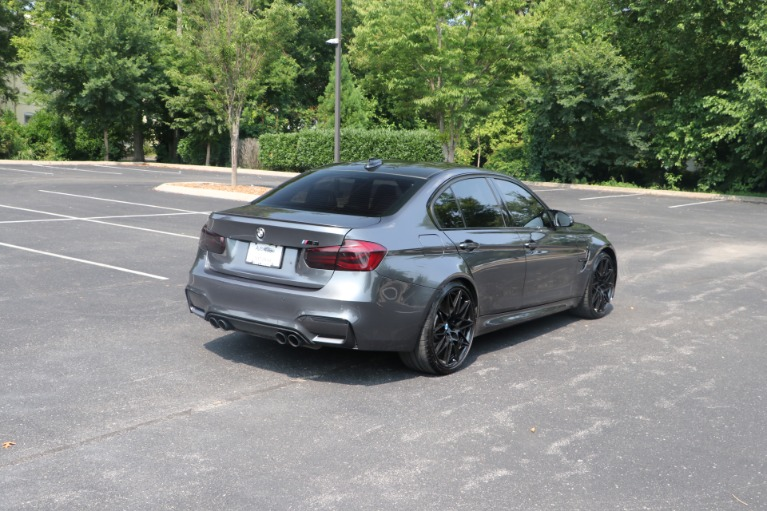 Used 2017 BMW M3 COMPETITION EXECUTIVE W/NAV for sale Sold at Auto Collection in Murfreesboro TN 37130 3