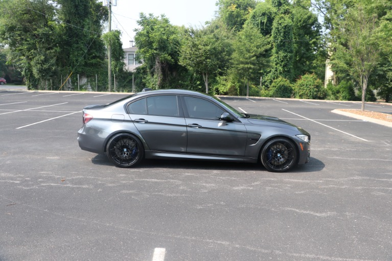 Used 2017 BMW M3 COMPETITION EXECUTIVE W/NAV for sale Sold at Auto Collection in Murfreesboro TN 37130 8