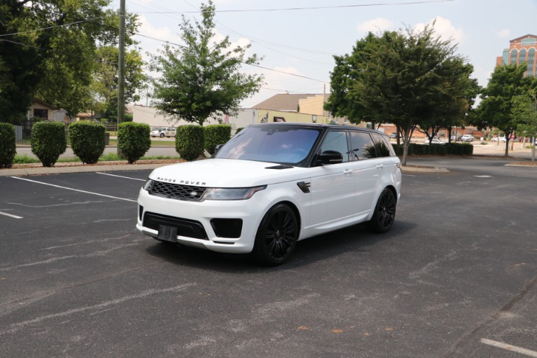 Used 2019 Land Rover Range Rover Sport Supercharged Dynamic AWD W/NAV for sale Sold at Auto Collection in Murfreesboro TN 37130 2
