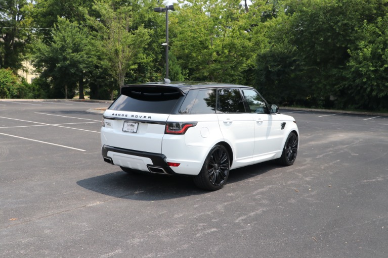 Used 2019 Land Rover Range Rover Sport Supercharged Dynamic AWD W/NAV for sale Sold at Auto Collection in Murfreesboro TN 37130 3