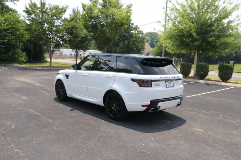 Used 2019 Land Rover Range Rover Sport Supercharged Dynamic AWD W/NAV for sale Sold at Auto Collection in Murfreesboro TN 37130 4