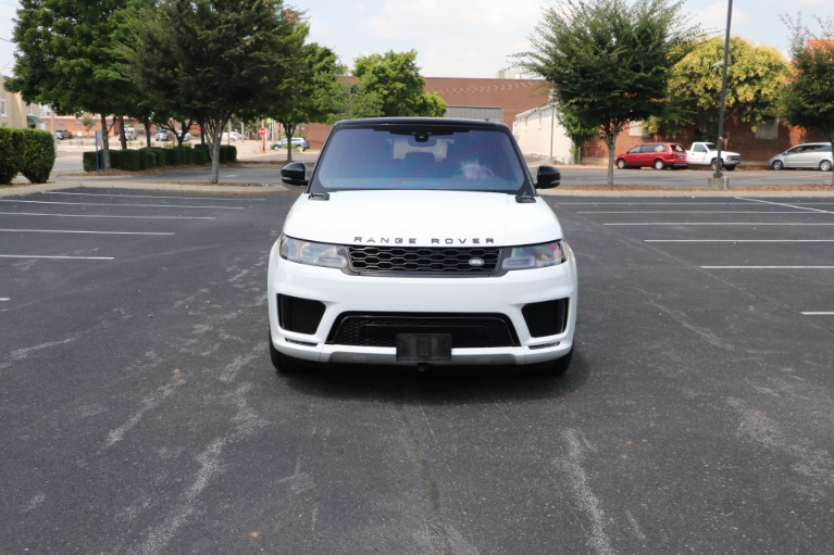 Used 2019 Land Rover Range Rover Sport Supercharged Dynamic AWD W/NAV for sale Sold at Auto Collection in Murfreesboro TN 37130 5