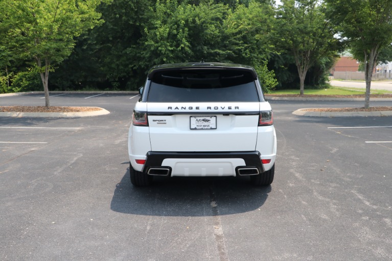 Used 2019 Land Rover Range Rover Sport Supercharged Dynamic AWD W/NAV for sale Sold at Auto Collection in Murfreesboro TN 37130 6