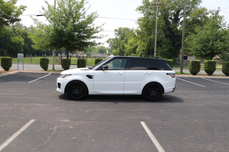 Used 2019 Land Rover Range Rover Sport Supercharged Dynamic AWD W/NAV for sale Sold at Auto Collection in Murfreesboro TN 37130 7