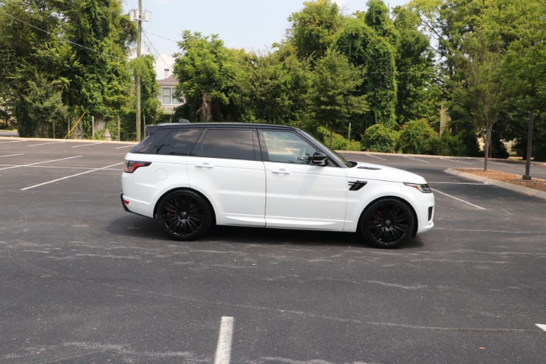 Used 2019 Land Rover Range Rover Sport Supercharged Dynamic AWD W/NAV for sale Sold at Auto Collection in Murfreesboro TN 37130 8