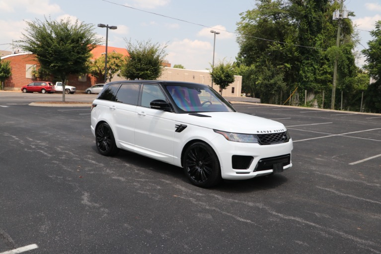 Used Used 2019 Land Rover Range Rover Sport Supercharged Dynamic AWD W/NAV for sale $88,950 at Auto Collection in Murfreesboro TN