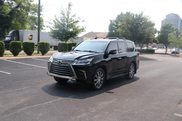 Used 2017 Lexus LX 570 LUXURY AWD W/NAV TV/DVD for sale $70,950 at Auto Collection in Murfreesboro TN 37130 2