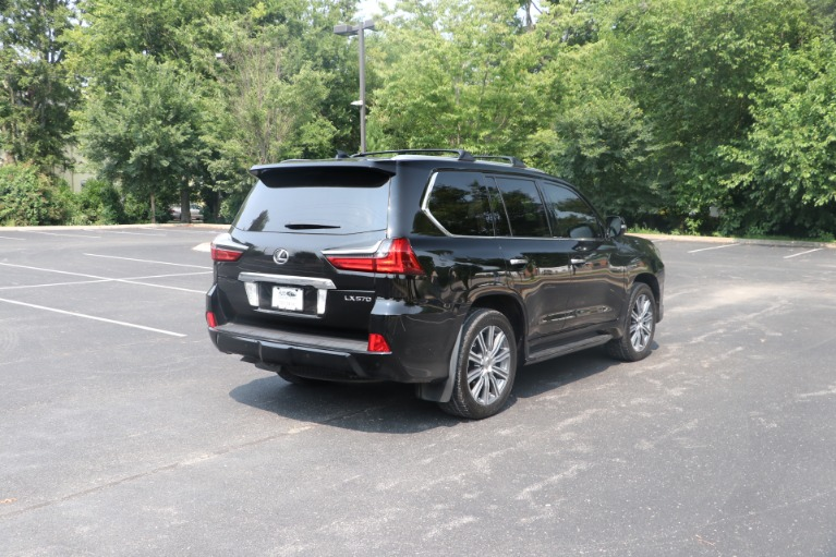 Used 2017 Lexus LX 570 LUXURY AWD W/NAV TV/DVD for sale $70,950 at Auto Collection in Murfreesboro TN 37130 3
