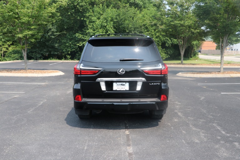 Used 2017 Lexus LX 570 LUXURY AWD W/NAV TV/DVD for sale $70,950 at Auto Collection in Murfreesboro TN 37130 6