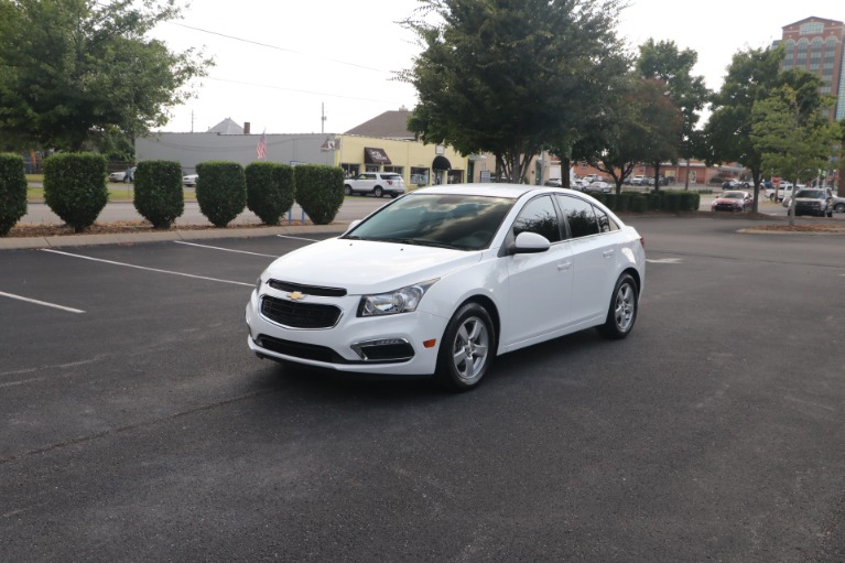 Used 2016 Chevrolet Cruze LIMITED 1 LT TECHNOLOGY FWD for sale Sold at Auto Collection in Murfreesboro TN 37130 2