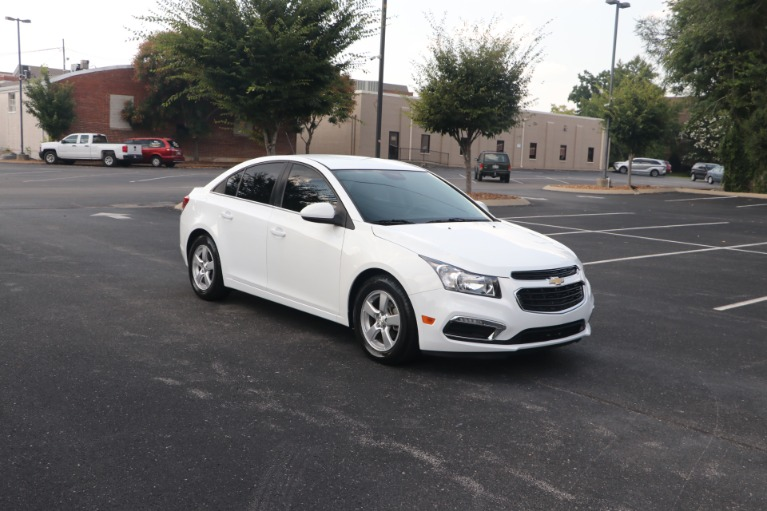 Used Used 2016 Chevrolet Cruze LIMITED 1 LT TECHNOLOGY FWD for sale $9,950 at Auto Collection in Murfreesboro TN