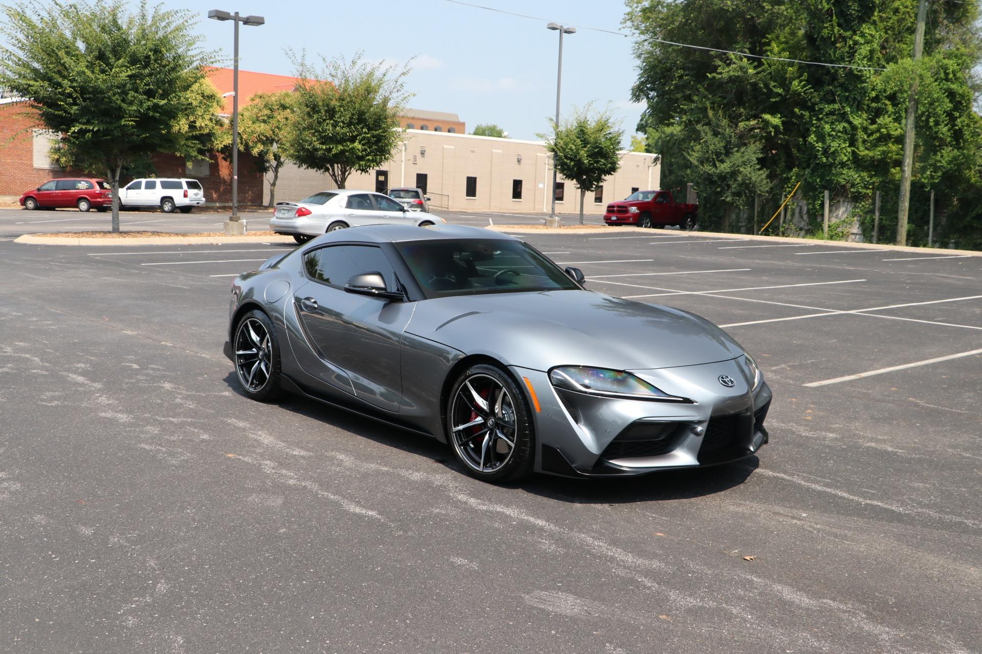 Used 2021 Toyota GR Supra 3.0 Premium W/DRIVER ASSIST PKG for sale $57,950 at Auto Collection in Murfreesboro TN 37130 1