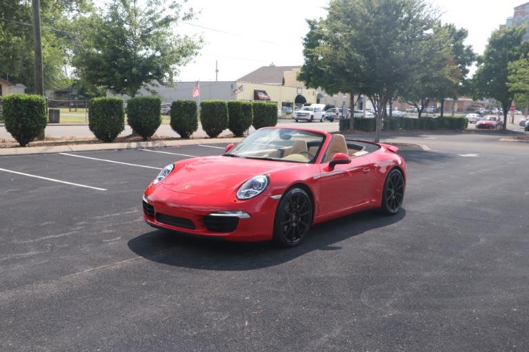 Used 2013 Porsche 911 CARRERA CABRIOLET PREMIUM PLUS SPORT CHRONO for sale Sold at Auto Collection in Murfreesboro TN 37130 2