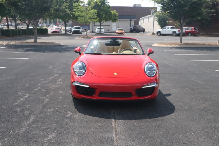 Used 2013 Porsche 911 CARRERA CABRIOLET PREMIUM PLUS SPORT CHRONO for sale Sold at Auto Collection in Murfreesboro TN 37130 5