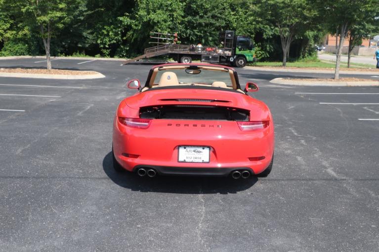 Used 2013 Porsche 911 CARRERA CABRIOLET PREMIUM PLUS SPORT CHRONO for sale Sold at Auto Collection in Murfreesboro TN 37130 6