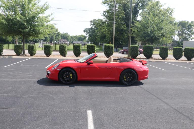Used 2013 Porsche 911 CARRERA CABRIOLET PREMIUM PLUS SPORT CHRONO for sale Sold at Auto Collection in Murfreesboro TN 37130 7