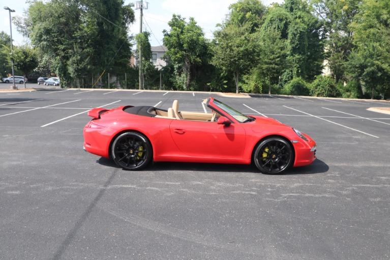 Used 2013 Porsche 911 CARRERA CABRIOLET PREMIUM PLUS SPORT CHRONO for sale Sold at Auto Collection in Murfreesboro TN 37130 8
