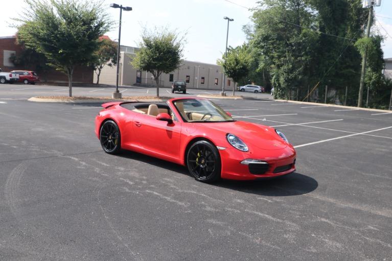 Used Used 2013 Porsche 911 CARRERA CABRIOLET PREMIUM PLUS SPORT CHRONO for sale $83,950 at Auto Collection in Murfreesboro TN