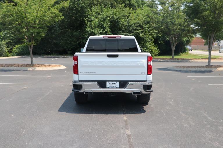 Used 2021 Chevrolet Silverado 1500 LTZ 4WD Crew Cab 147 W/Z71 OFF-ROAD for sale $53,950 at Auto Collection in Murfreesboro TN 37130 6