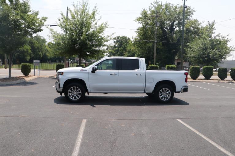 Used 2021 Chevrolet Silverado 1500 LTZ 4WD Crew Cab 147 W/Z71 OFF-ROAD for sale $53,950 at Auto Collection in Murfreesboro TN 37130 7