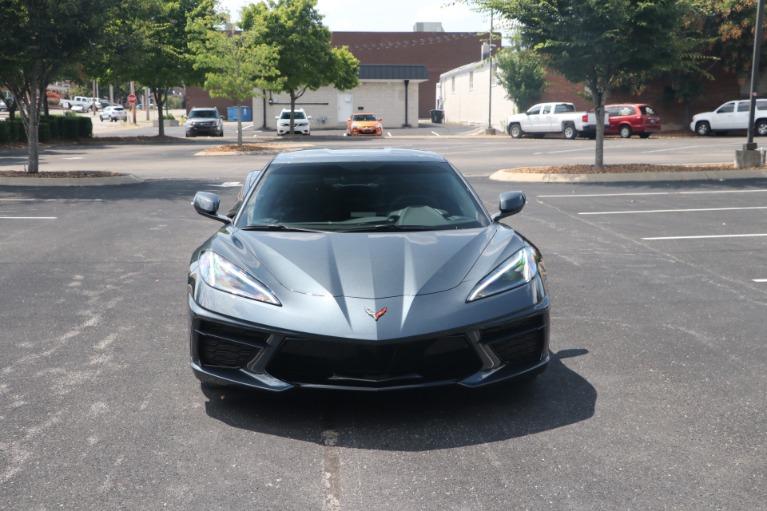 Used 2020 Chevrolet Corvette Stingray COUPE 1LT RWD W/NAV for sale $95,950 at Auto Collection in Murfreesboro TN 37130 5