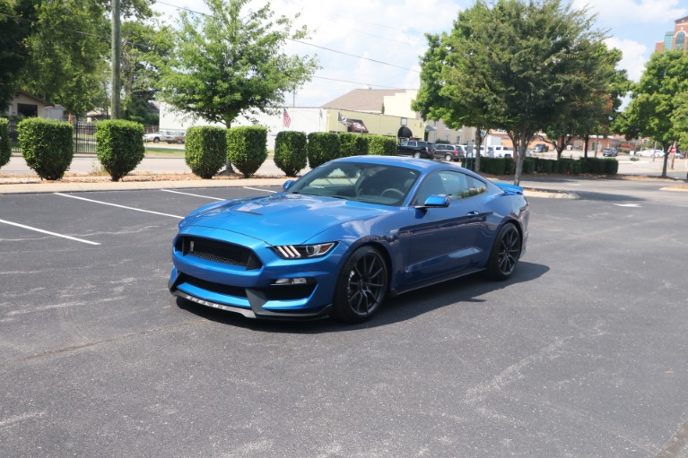Used 2017 Ford Shelby GT350 GT350 SUPERCHARGED 790WHP 910CHP W/NAV for sale $68,500 at Auto Collection in Murfreesboro TN 37130 2