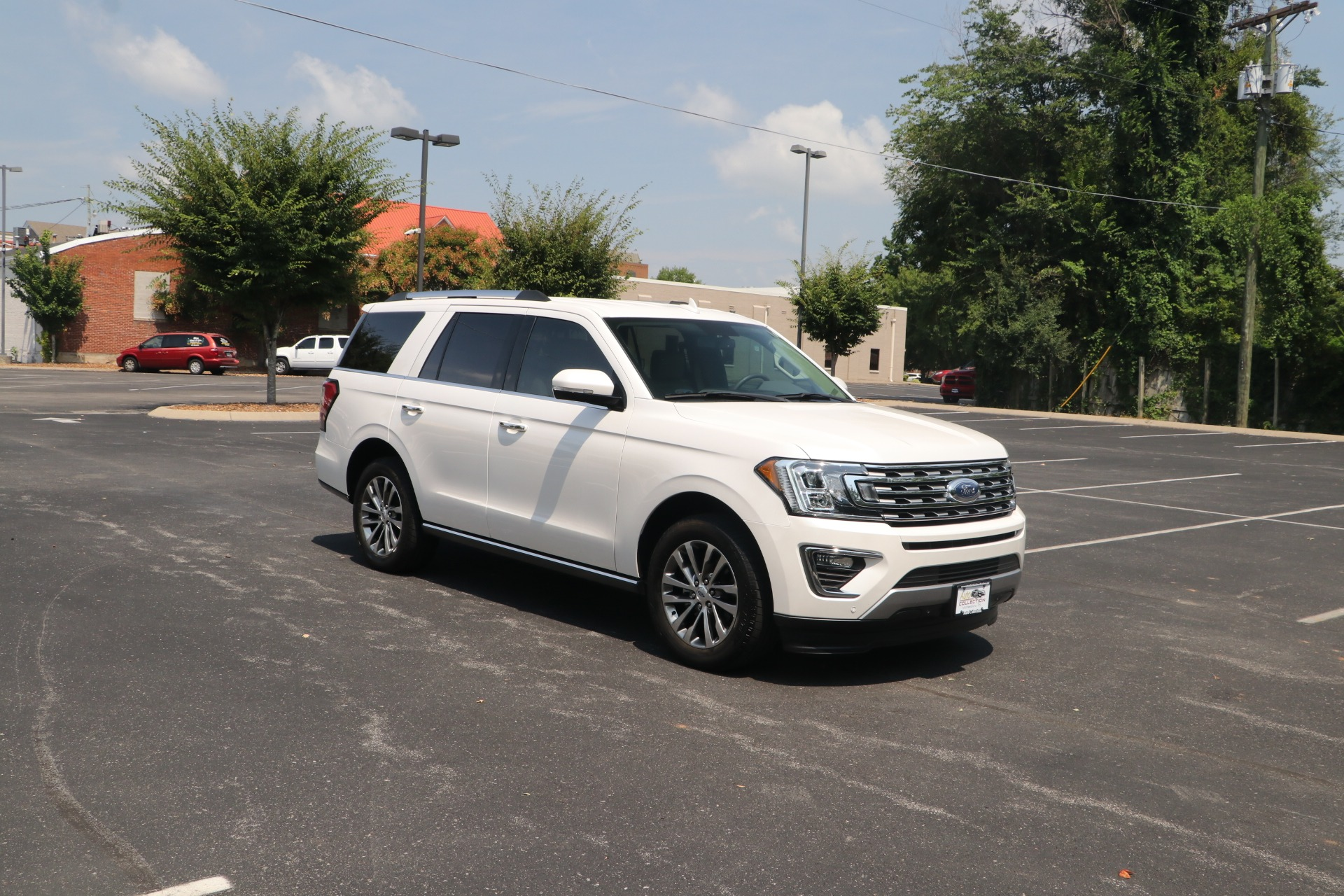 Used 2018 Ford Expedition LIMITED 4X2 W/NAV for sale Sold at Auto Collection in Murfreesboro TN 37130 1