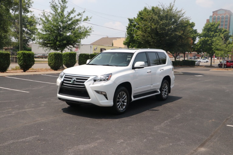 Used 2017 Lexus GX 460 LUXURY AWD W/NAV for sale Sold at Auto Collection in Murfreesboro TN 37130 2
