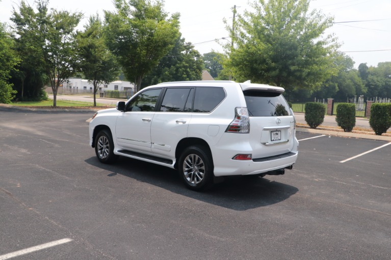 Used 2017 Lexus GX 460 LUXURY AWD W/NAV for sale Sold at Auto Collection in Murfreesboro TN 37130 4
