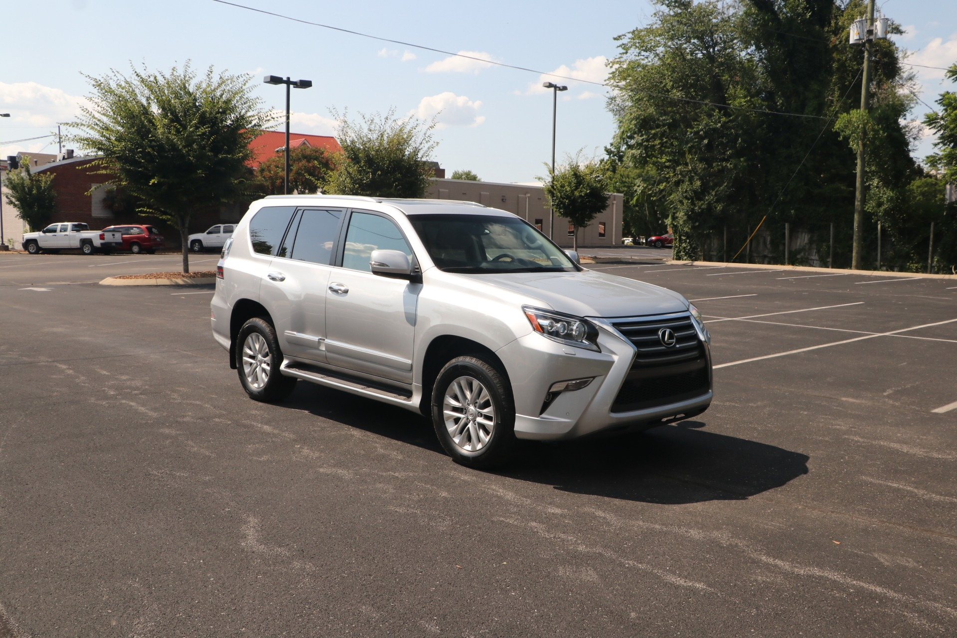 Used 2019 Lexus GX 460 PREMIUM AWD W/NAV for sale Sold at Auto Collection in Murfreesboro TN 37130 1