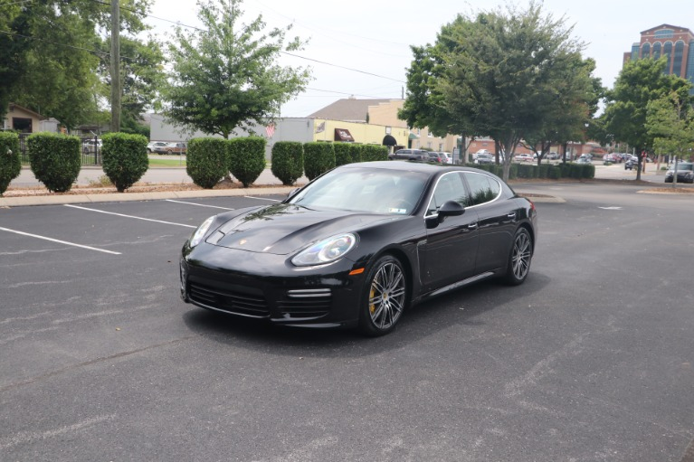 Used 2015 Porsche Panamera Turbo S AWD W/Premium Package Plus for sale $75,950 at Auto Collection in Murfreesboro TN 37130 2