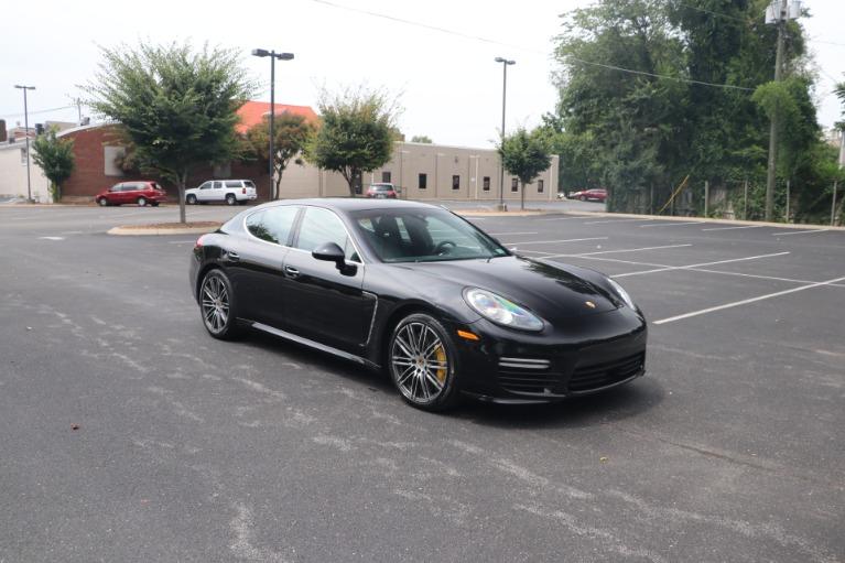Used 2015 Porsche Panamera Turbo S AWD W/Premium Package Plus for sale $75,950 at Auto Collection in Murfreesboro TN 37130 1