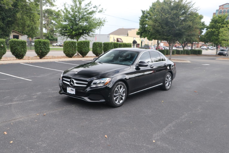 Used 2018 Mercedes-Benz C300 RWD PANORAMIC ROOF W/NAV for sale $31,950 at Auto Collection in Murfreesboro TN 37130 2