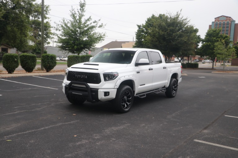 Used 2019 Toyota Tundra TRD PRO CREWMAX CAB 4WD W/NAV for sale $58,950 at Auto Collection in Murfreesboro TN 37130 2