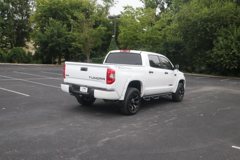 Used 2019 Toyota Tundra TRD PRO CREWMAX CAB 4WD W/NAV for sale $58,950 at Auto Collection in Murfreesboro TN 37130 3